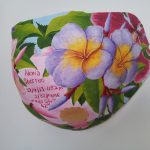 Frangipani Painted Belly Cast