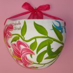 Oriental Lilly Painted Belly Cast