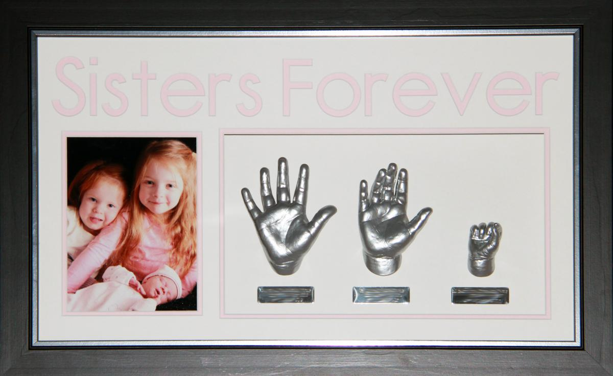 Sibling & Family Frames - Gallery | Memory Lane Impressions