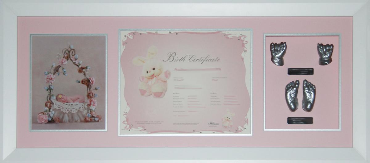 Birth Certificate Frame