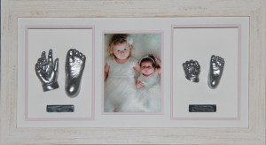 One Hand and Foot Sibling Set